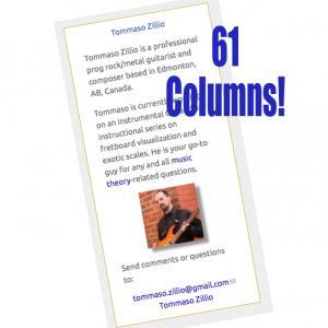 Tommaso Zillio - 61 Columns