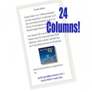 Scott Allen - 24 Columns