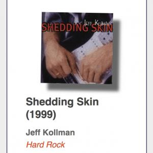 "#3: Jeff Kollman ""Shedding Skin"""