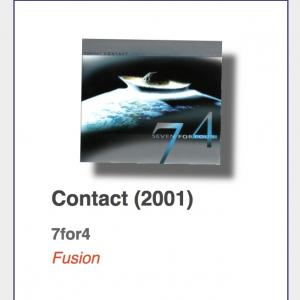 "#4: 7for4 ""Contact"""