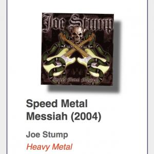"#11: Joe Stump ""Speed Metal Messiah"""