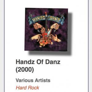 """#15: Handz Of Danz """"Handz Of Danz"""""""