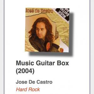 """#19: Jose De Castro """"Music Guitar Box"""""""