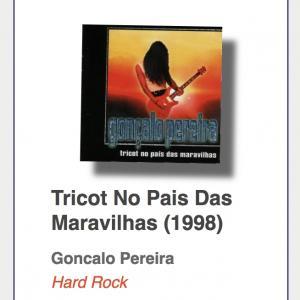 """#22: Goncalo Pereira """"Tricot No Pais Das Maravilhas"""""""
