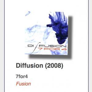 "#24: 7for4 ""Diffusion"""