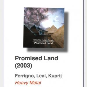 "#27: Ferrigno, Leal, Kuprij ""Promised Land"""