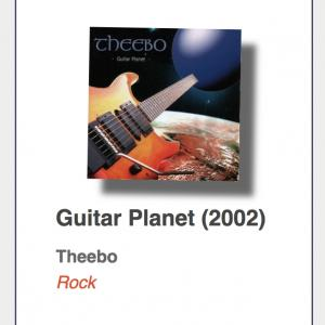 "#28: Theebo ""Guitar Planet"""