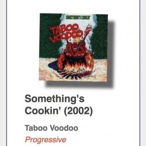 "#35: Taboo Voodoo ""Something`s Cookin`"""