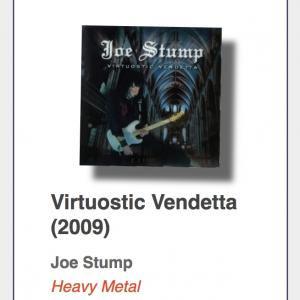 "#39: Joe Stump ""Virtuostic Vendetta"""
