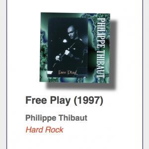 """#40: Philippe Thibaut """"Free Play"""""""