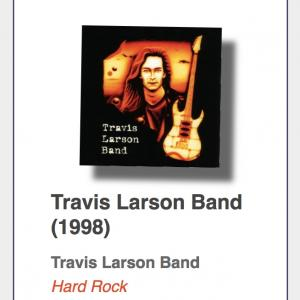 "#42: Travis Larson Band ""Travis Larson Band"""