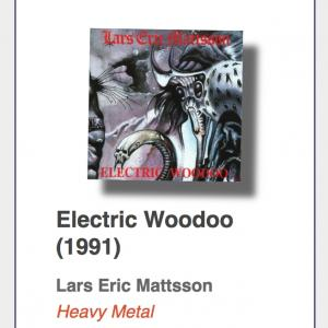 "#43: Lars Eric Mattsson ""Electric Woodoo"""