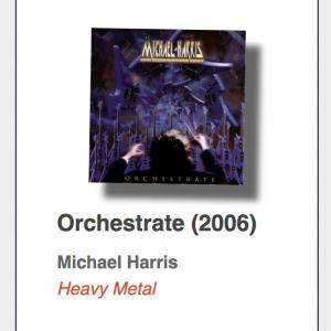 "Michael Harris ""Orchestrate"""