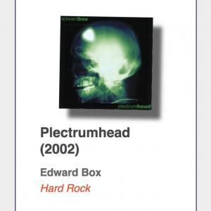 "#54: Edward Box ""Plectrumhead"""
