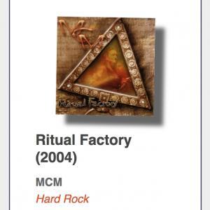 """#55: MCM """"Ritual Factory"""""""