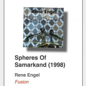 "#57: Rene Engel ""Spheres Of Samarkand"""