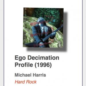 "#58: Michael Harris ""Ego Decimation Profile"""