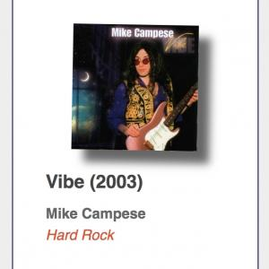"""#71: Mike Campese """"Vibe"""""""