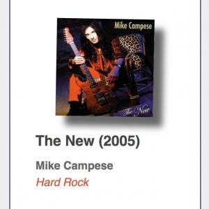 """#92: Mike Campese """"The New"""""""