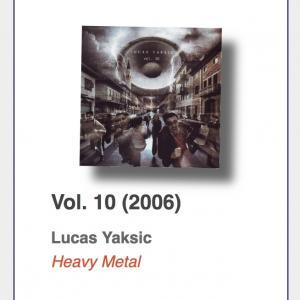 "#96: Lucas Yaksic ""Vol. 10"""