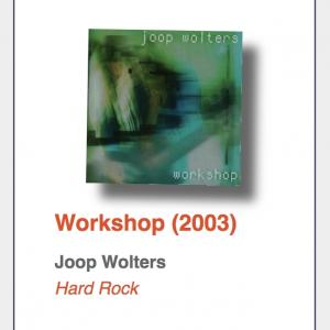 """#100: Joop Wolters """"Joop Wolters"""""""